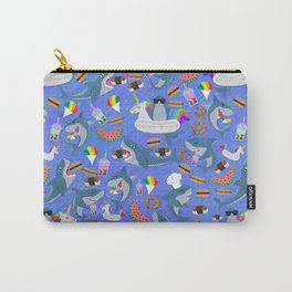 SHARKS OF HAWAII Carry-All Pouch
