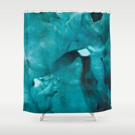 Under Shower Curtain