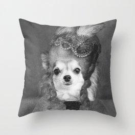 Lola as Marie Throw Pillow