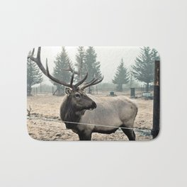 Mr Elk Bath Mat