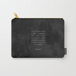 Call To Me Carry-All Pouch