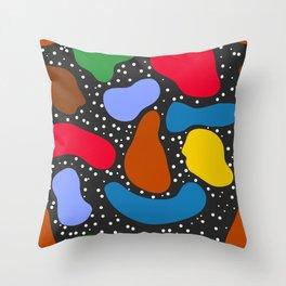 fashion style, Memphis Throw Pillow