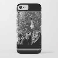 rush iPhone & iPod Cases featuring Rush by YaZ#