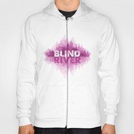 Blind River Trees (pink) Hoody