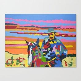 OSSO BUCCO - The Corn Man Canvas Print