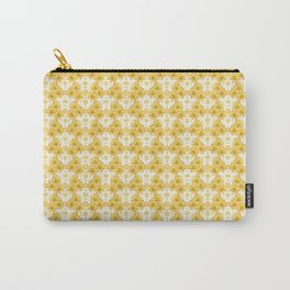 Tulip_South Africa_Peach kosmos Carry-All Pouch