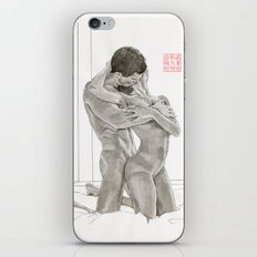 Lovers by the Window iPhone & iPod Skin
