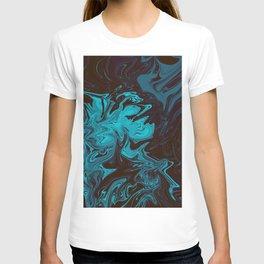 ABSTRACT LIQUIDS XXXIII T-shirt