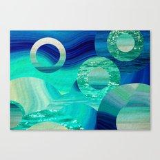 SEA-NCHRONICITY Canvas Print