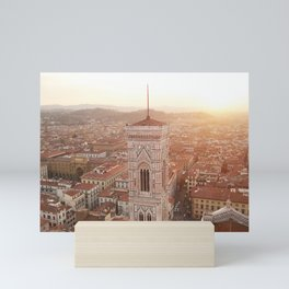 FLORENCE ROOFTOPS Mini Art Print