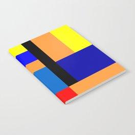 Mondrian #35 Notebook