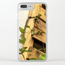 wine Clear iPhone Case