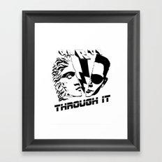 PT it Framed Art Print