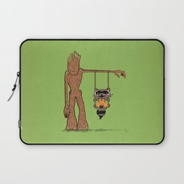 Come Swing With Me Laptop Sleeve