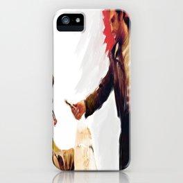 DEATH WISH iPhone Case