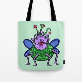 Fly Monster Tote Bag