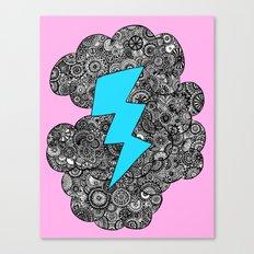 Super Storm Canvas Print