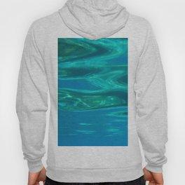 Below the surface - underwater picture - Water design Hoody