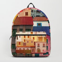 a city Backpack