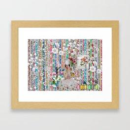 Dear Liza Framed Art Print