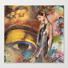 Egyptian Grace Canvas Print