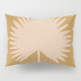 Palm Leaf Pillow Sham
