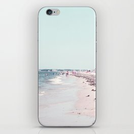 Dennis Beach iPhone Skin
