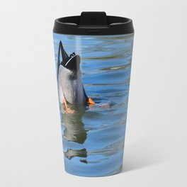 Duck Butt Travel Mug