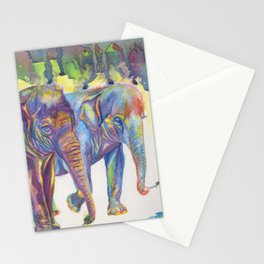 We Can't Forget [2/2] Stationery Cards