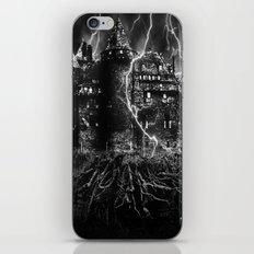 dark castle iPhone & iPod Skin