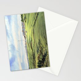 Royal Troon Golf Course Scotland Stationery Cards