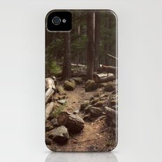 Forest Trail iPhone (4, 4s) Slim Case