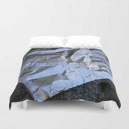 aluminium Duvet Cover