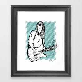 jess abbott Framed Art Print