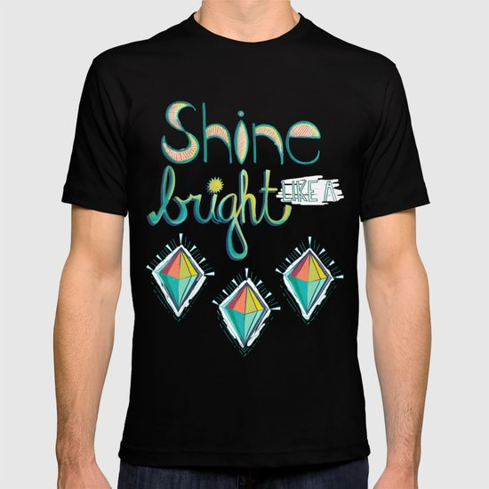 Shine Bright Like A Diamond T-shirt