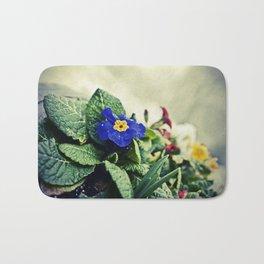 The Flower Pot Bath Mat