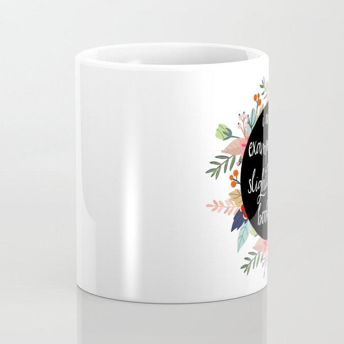 Example of A Rabid Bookworm Coffee Mug