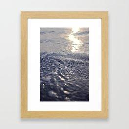 Beach 5 Framed Art Print
