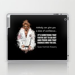 BJJ Flanery Laptop & iPad Skin