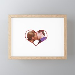 Caskett Framed Mini Art Print