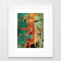 horse Framed Art Prints featuring Trojan Horse by Fernando Vieira