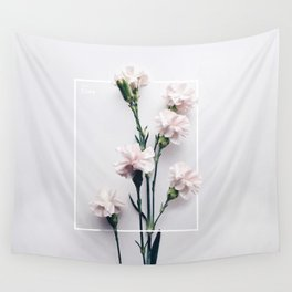 Claveles Free Wall Tapestry