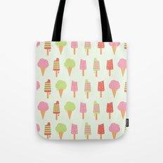 Ice Cream!!!  Tote Bag