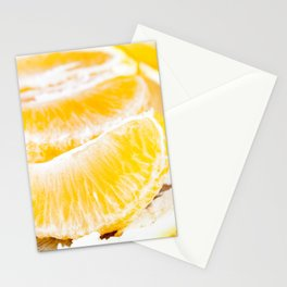 peeled juicy Stationery Cards