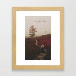 Before Framed Art Print