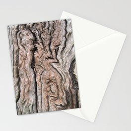 Dead Tree Trunk Texture v1 Stationery Cards