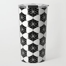 Flower of Life-Moroccan mosaic Travel Mug