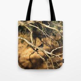 Wagtail Tote Bag