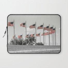 America the Beautiful Laptop Sleeve