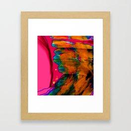 Spill No.2 Framed Art Print
